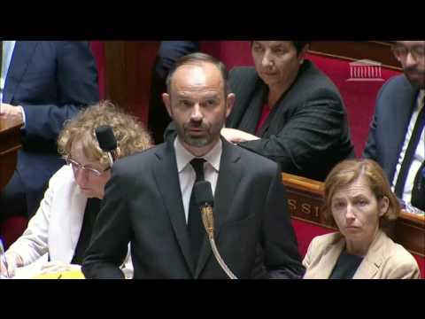 M. Damien Abad - Politique générale