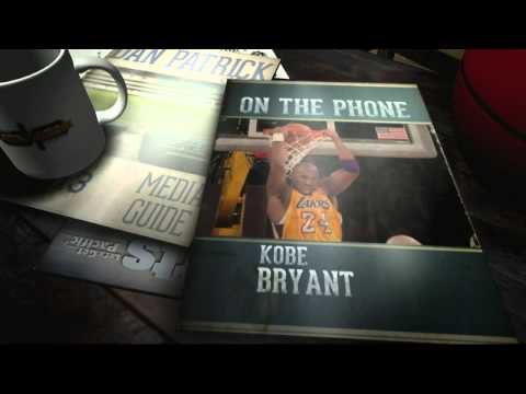 Kobe Bryant on the Dan Patrick Show (Full Interview) 3/19/14
