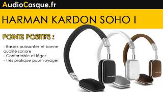 [Harman Kardon Soho I - Test complet | Le casque audio miniature] Video