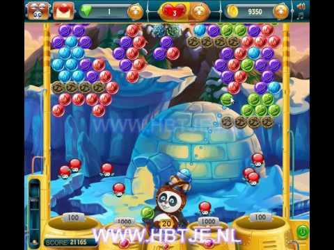 Bubble Origins level 21
