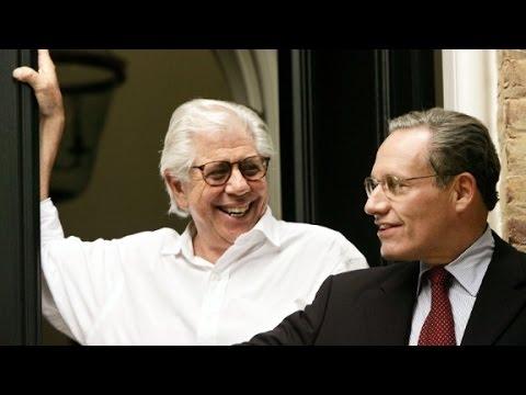Watergate's Woodward and Bernstein remember Ben Bradlee
