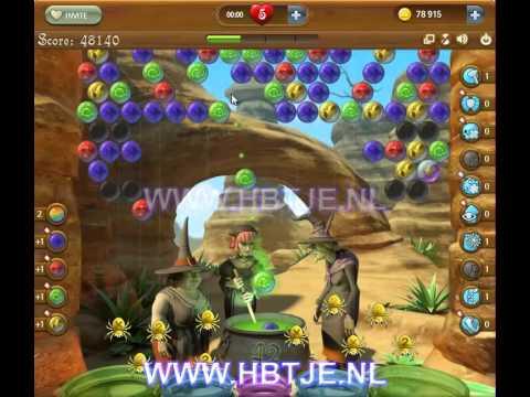 Bubble Witch Saga level 124