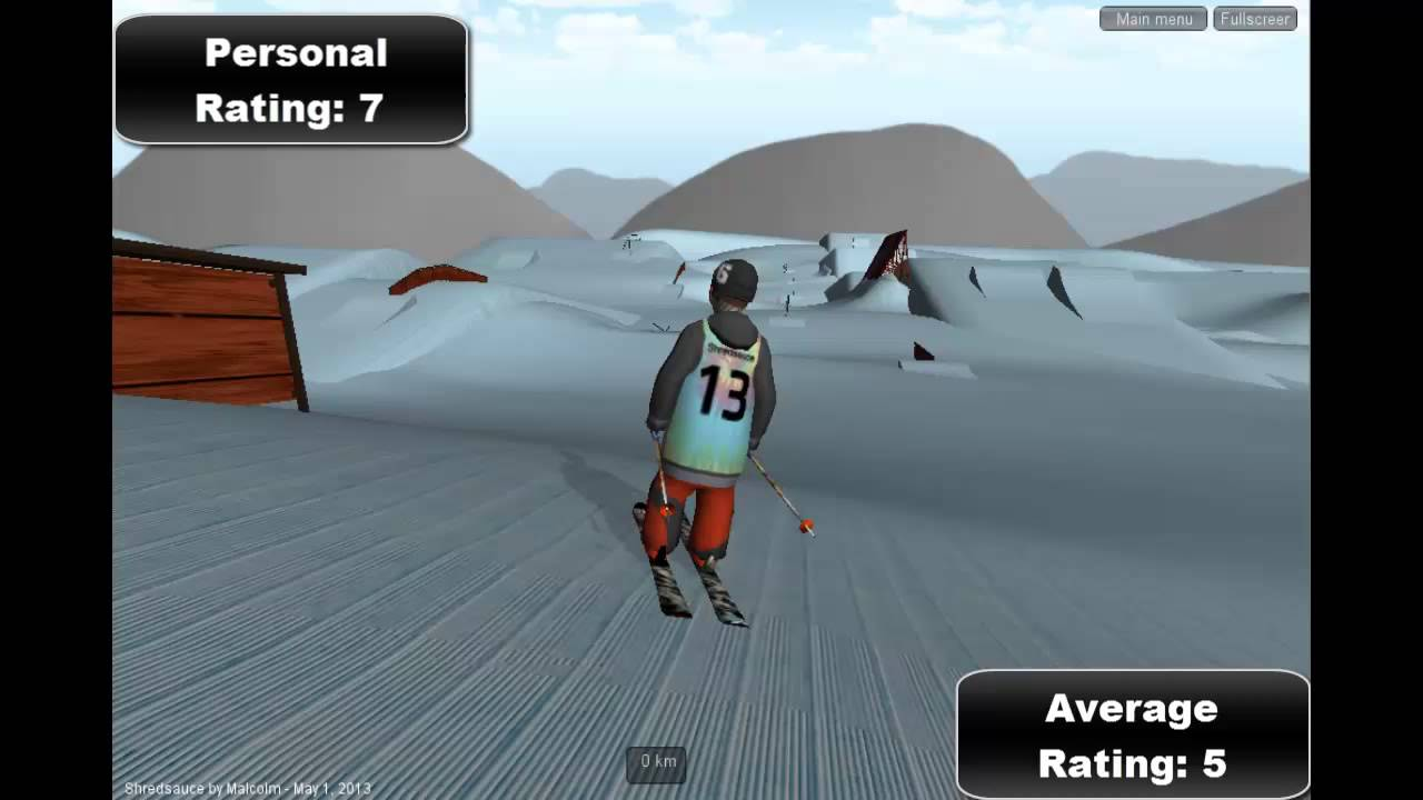 freestyle ski spiele