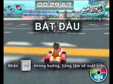 Cách chơi  Dua xe online - Game dua xe - Choi game dua xe online Zing Speed