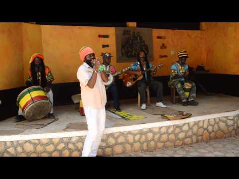 Casa do Bob Marley - Jamaica 2013