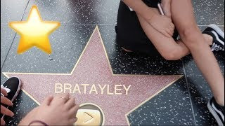 HANGING WITH THE STARS â­� (WK 354.7) | Bratayley