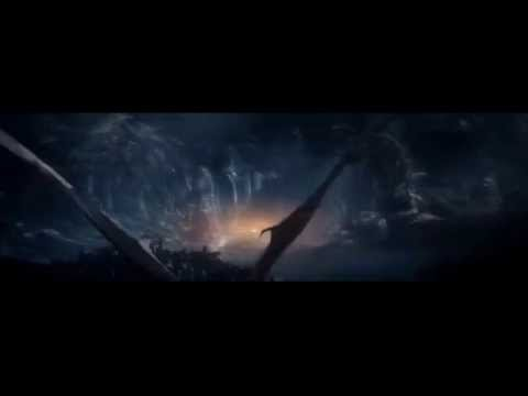 The Hobbit: The Desolation of Smaug - Ending Scene HD