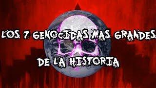 Top: Los 7 genocidas más grandes de la historia