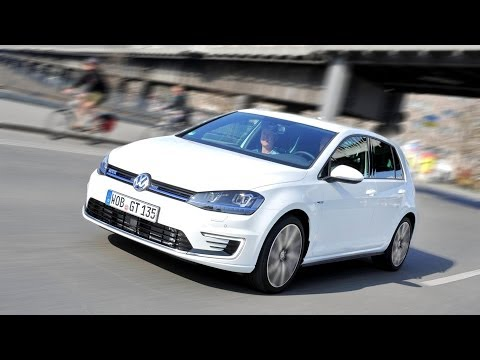 Test: VW bringt 2014 den Golf GTE Plug-in-Hybrid