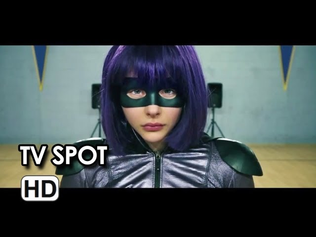 Kick-Ass 2 TV SPOT #4 (2013) - Chloë Grace Moretz Movie HD