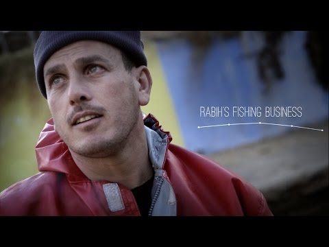 Lebanon: Rabih's Fishing Business