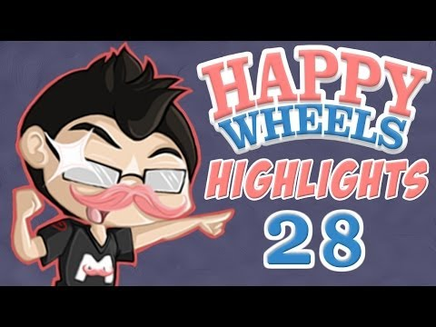 Happy Wheels Highlights #28,