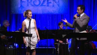 """Love Is An Open Door"" Performed By Kristen Bell And"