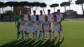 U18 Italia-Serbia 2-0: il match visto dalla Vivo Azzurro Cam