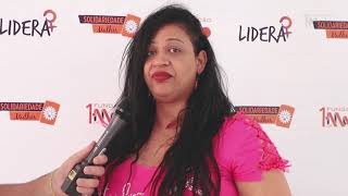 Interesse das mulheres por política surpreende participante
