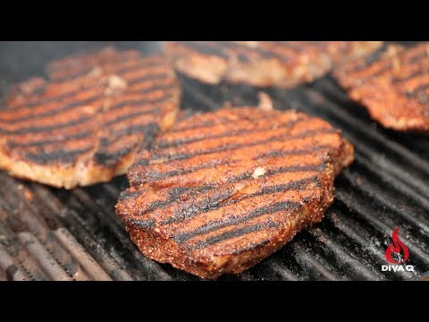 Coffee Chili Rubbed Rib Eye Recipe