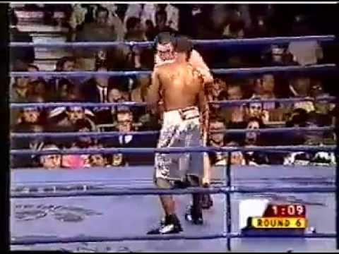 Zab Judah vs Hector Quiroz IBF Jr Welterweight Title)