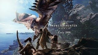 Monster Hunter: World - Bejelentés Trailer