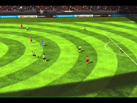 FIFA 14:Fails:whats rong with goalkeepers?