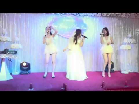 cô dâu vừa hát vừa nhảy quẩy cực chất trong đám cưới