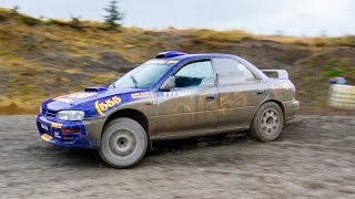 Colin McRae Tribute Subarus at Wales Rally GB - /MY LIFE AS A RALLYIST. Drive Youtube Channel.