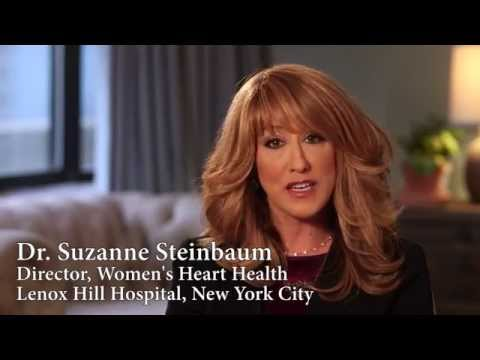 Dr. Suzanne Steinbaum: Transcendental Meditation for Heart Health