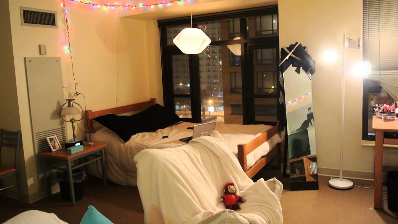 Columbia College Chicago Dorm Tour
