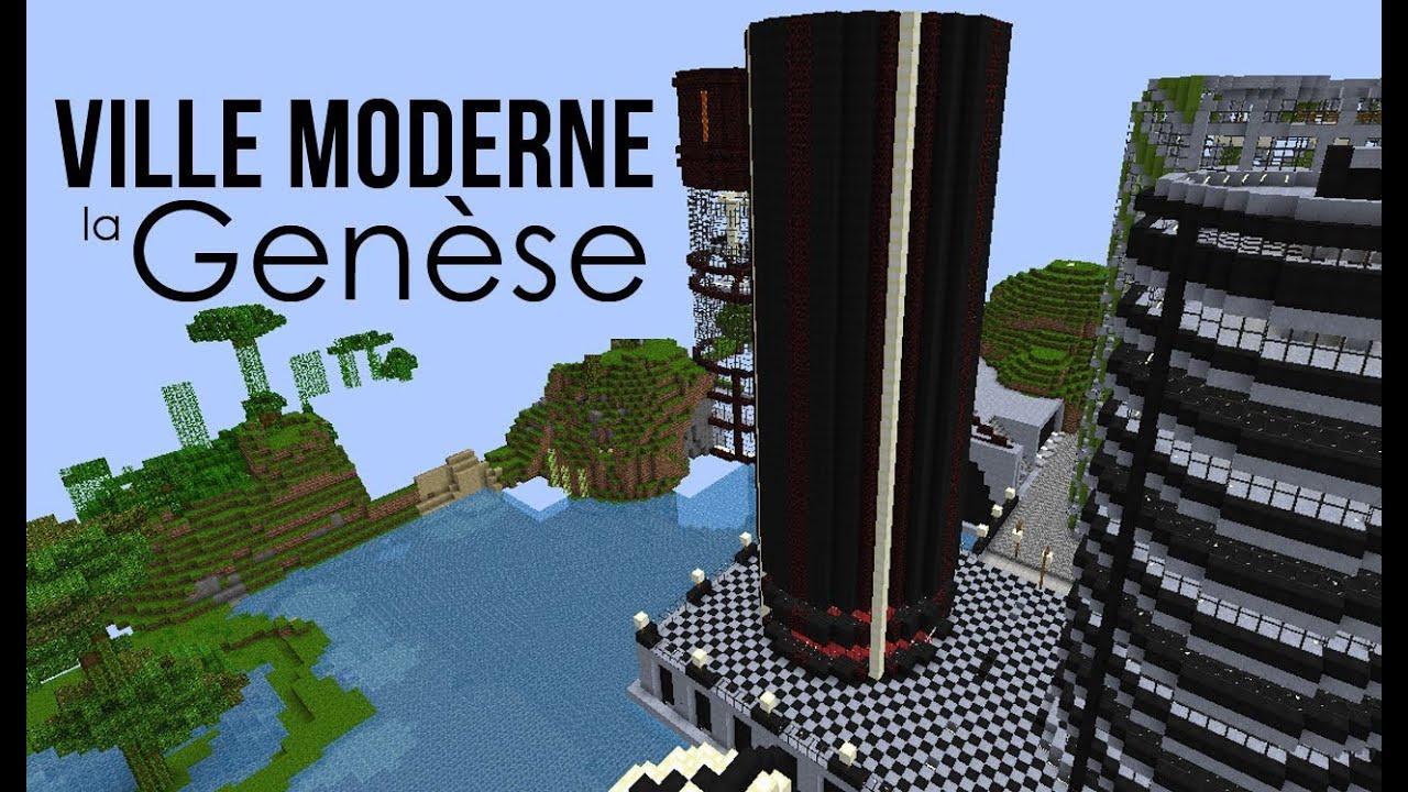 - Ville moderne minecraft ...