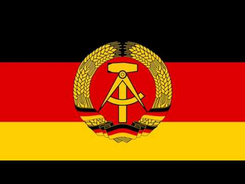 7th October 1949: East Germany founded in the Soviet zone