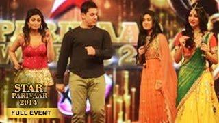 STAR Parivaar Awards 2014 EVENT 29th June 2014 FULL SHOW