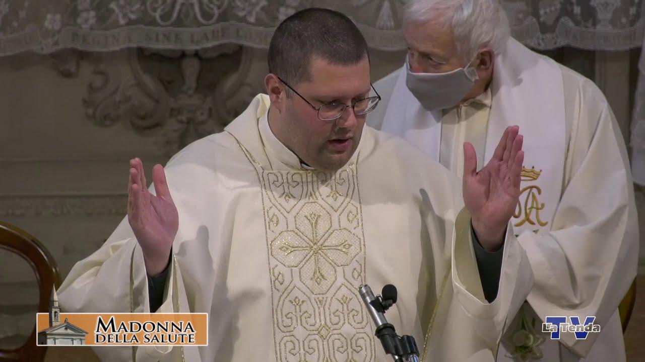S. Messa - Madonna della Salute - 26.11.2020