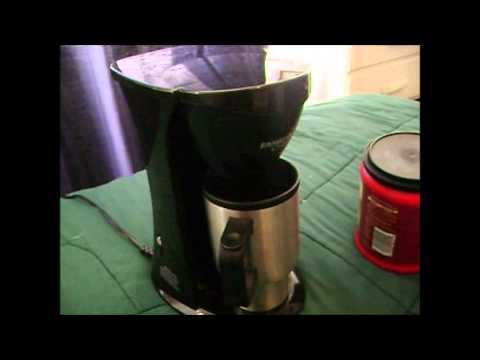 Family Chef Coffee Maker - YouTube