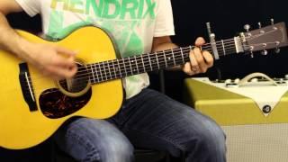 How To Play Ed Sheeran Give Me Love Tutorial