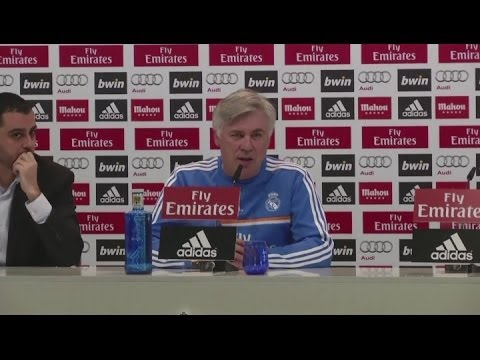 Ancelotti: 'Courtois is a great goalkeeper'