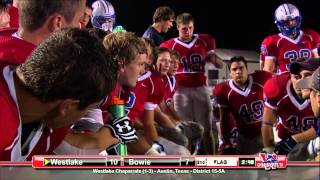 Westlake vs Bowie - 2012 - Full Game