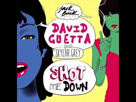David Guetta ft. Skylar Grey - Shot Me Down ( Extended version )