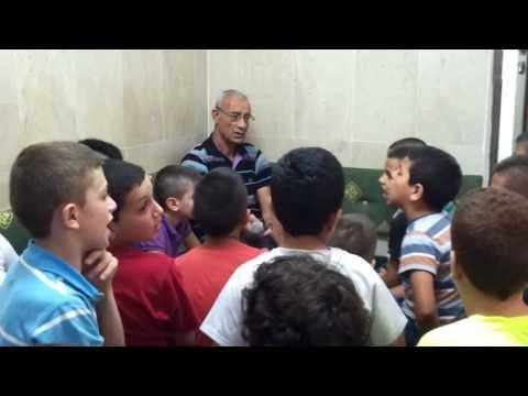 التوحيش بصوت المؤذن عبد الستار حسين 2 بجوده HD