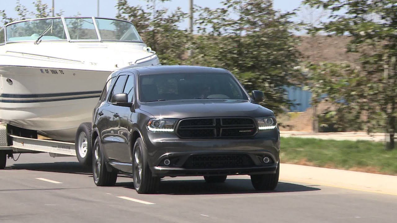 2014 dodge durango test drive and review youtube. Cars Review. Best American Auto & Cars Review