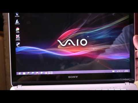 Sony VAIO Fit Series 14 Inch Core i7 Touch Laptop Review
