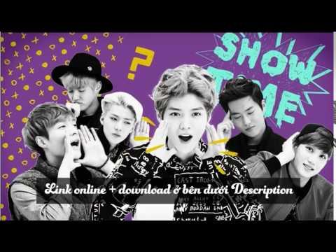 [Vietsub] 131205 EXO's Showtime EP2 {s-planetvn.com} Steven BdHegg