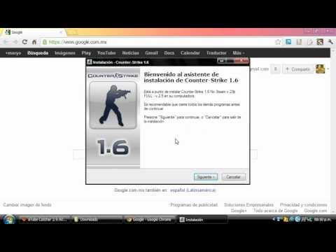 descargar counter strike 1.6 rapido