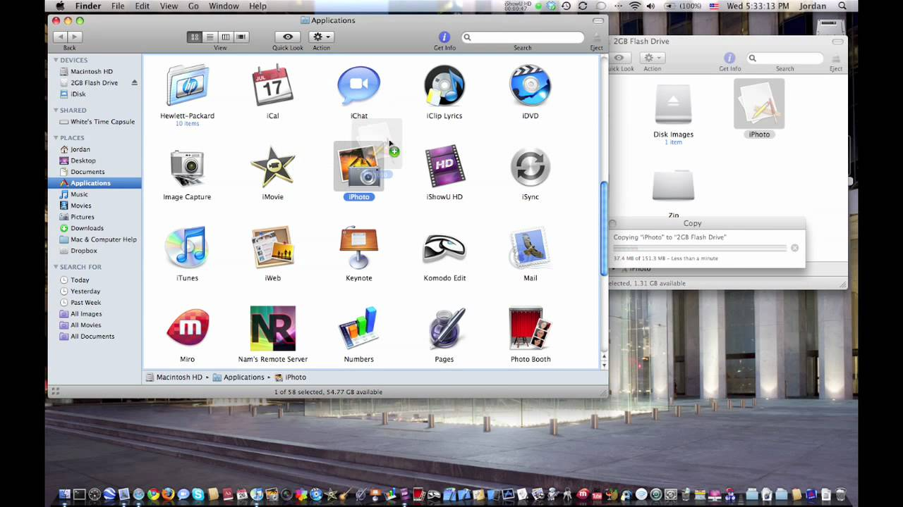 how to delete apps on mac youtube