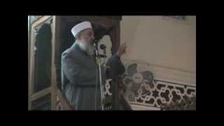 خطبة سماحة المفتي العلامة مهدي بن احمد الصميدعي ليوم الجمعة 10/1/2013
