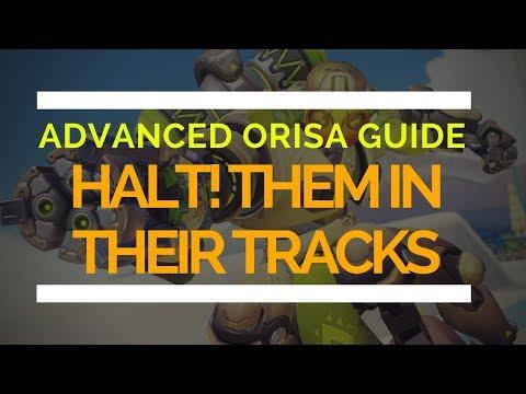 Overwatch - Advanced Orisa Defense Guide (Halt! To Victory)