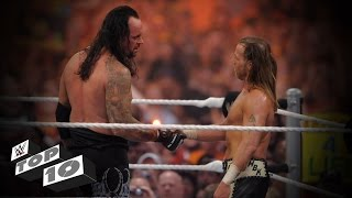 Career-Threatening Match Moments - WWE Top 10