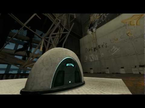 "Portal 2 Music Video PORTAL2NATIONALEXILE ""Exile, Vilify"" (The National) Contest Entry"