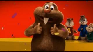 René La Taupe Alvin Et Les Chipmunks 3 Rock La Vie