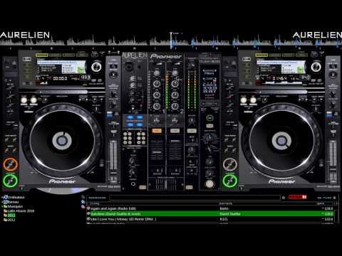Mix 2012 sur Virtual DJ (N14) HD