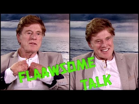 Robert Redford - on how being a sex symbol made things difficult