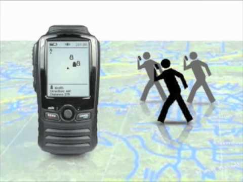 RedHawk SA - GPS Speaker Mic with LCD